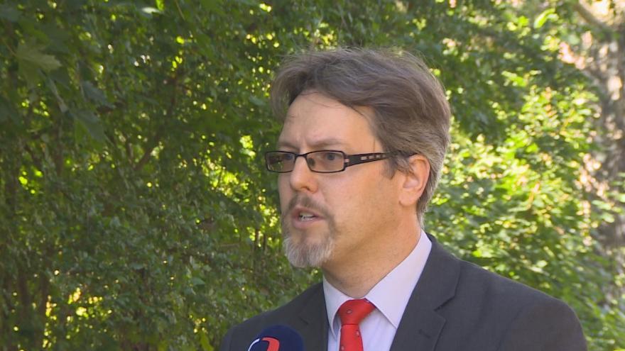 Video Lídr kandidátky - Strana pro otevřenou společnost - Jan Hraško