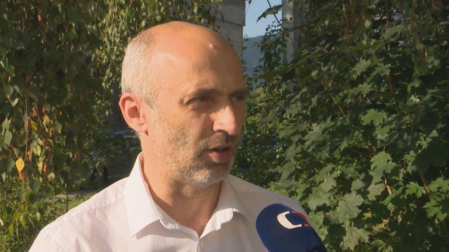 Video Lídr kandidátky - Změna pro lidi a pro krajinu + NBPLK - Jan Korytář