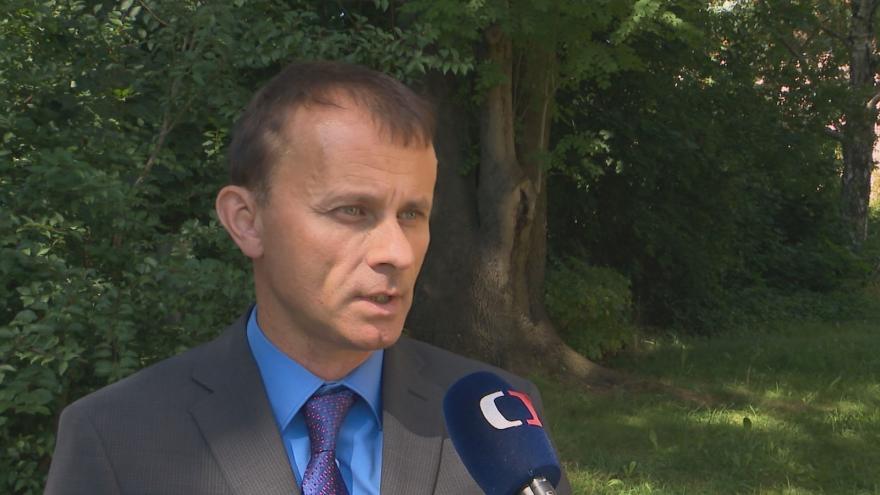 Video Lídr kandidátky Komunistické strany Čech a Moravy - Stanislav Mackovík
