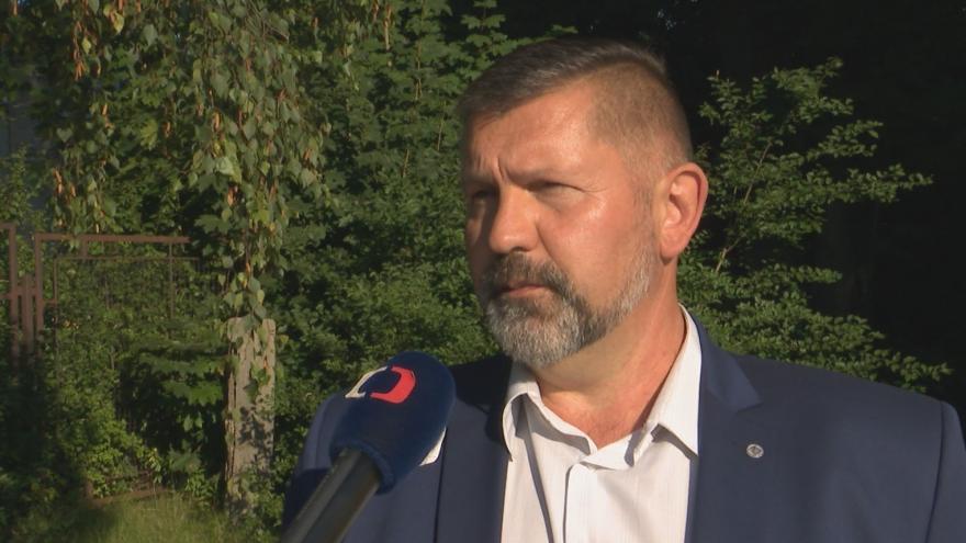 Video Lídr kandidátky Trikoláry hnutí občanů - Tomáš Rakouš