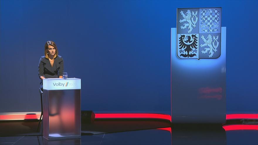 Video 2. část předvolební debaty krajských lídrů pro Karlovarský kraj