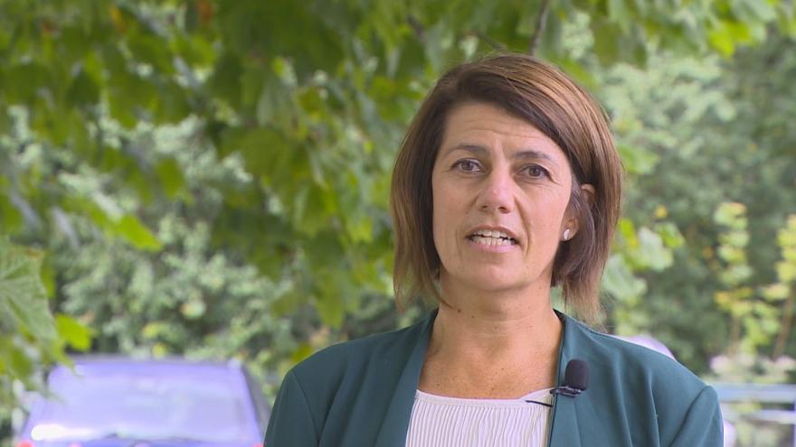 Video Lídr kandidátky za Stranu zelených - Silvie Čermáková
