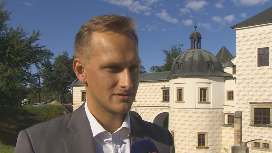 Video Lídr kandidátky - Mladí pro Pardubický kraj - Petr Žampach