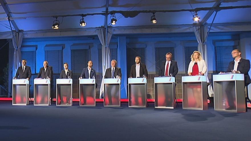 Video Předvolební debata: Pardubický kraj – 1. část