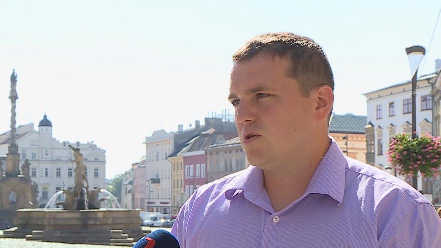 Video Lídr kandidátky - ROZUMNÍ - Petr Hannig - za spravedlnost a životní jistoty - Marián Sedláček