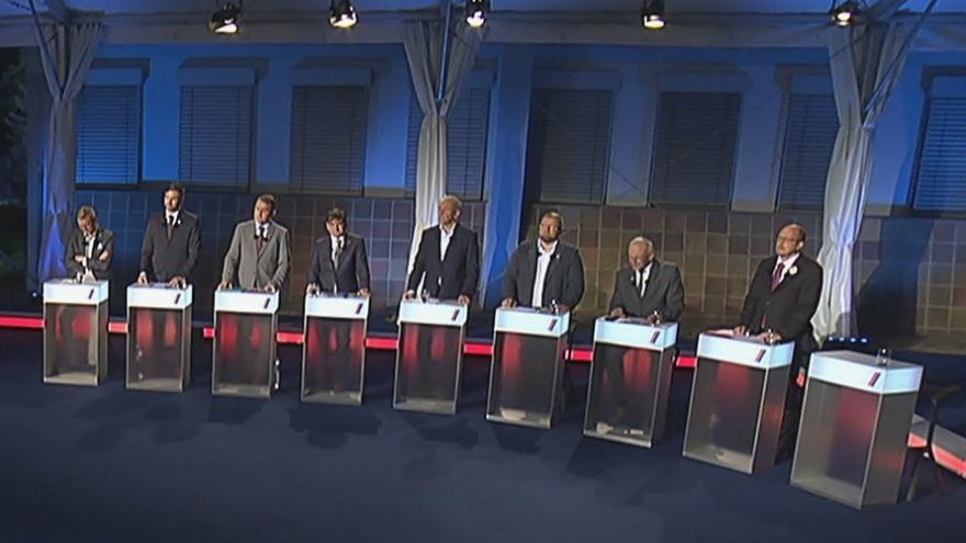 Video Předvolební debata: Královéhradecký kraj