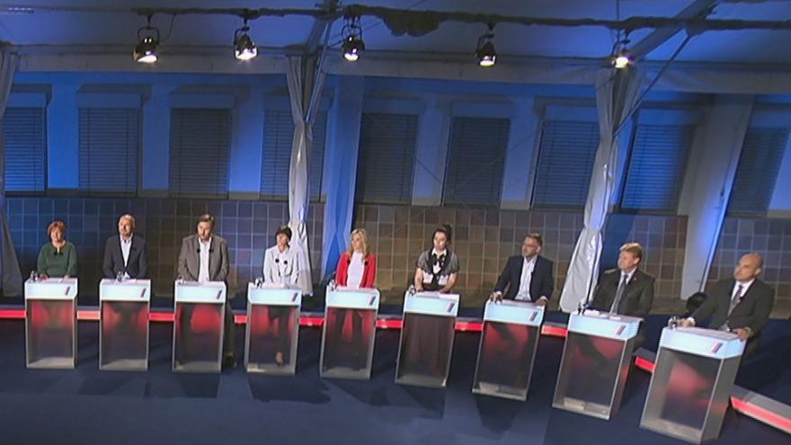 Video Předvolební debata: Plzeňský kraj