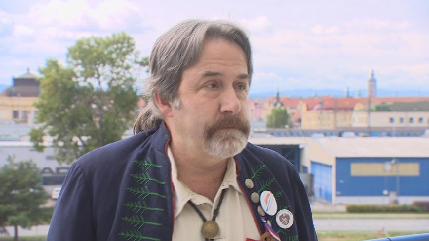 Video Lídr kandidátky - VIZE - národní socialisté - Ivan Fabián