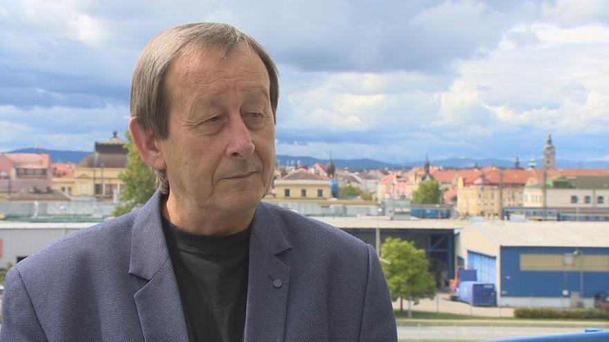 Video Lídr kandidátky - Změna 2020 - Stanislav Mrvka