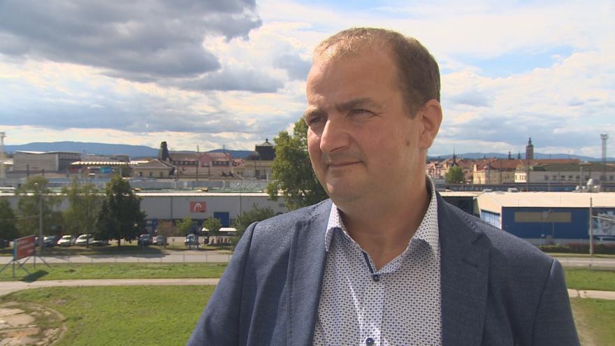 Video Lídr kandidátky - Komunistická strana Čech a Moravy - Radek Nejezchleb
