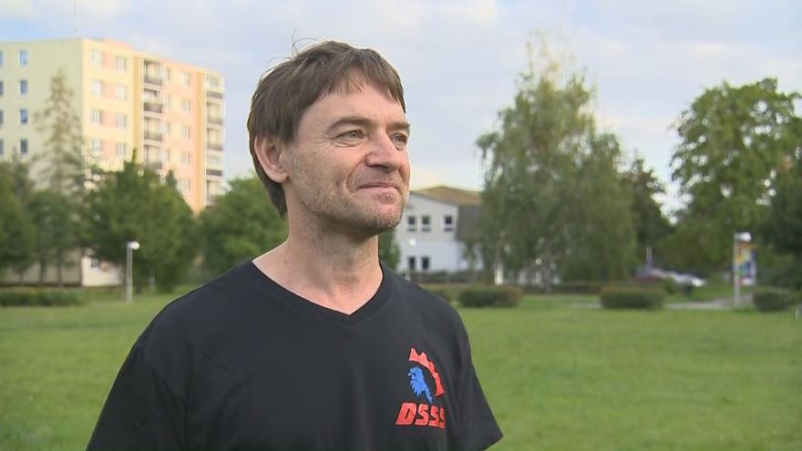Video Lídr kandidátky - Dělnická strana sociální spravedlnosti - Lumír Daněček