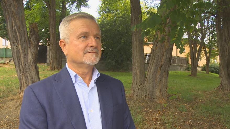 Video Lídr kandidátky - VOK - Volba pro kraj - Ota Staňo