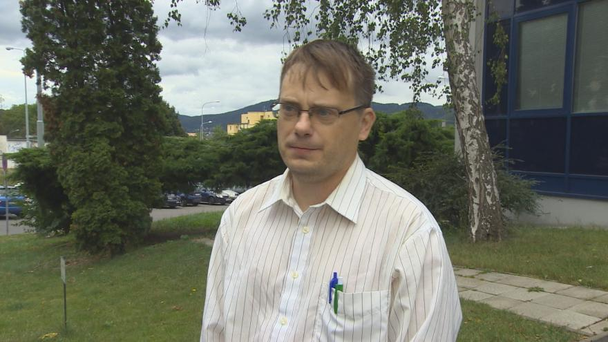 Video Lídr kandidátky - VIZE - národní socialisté - Jan Vondrouš