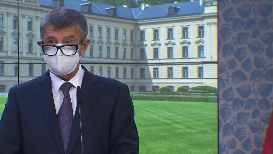 Video Premiér Andrej Babiš k výměně v čele ministerstva zdravotnictví