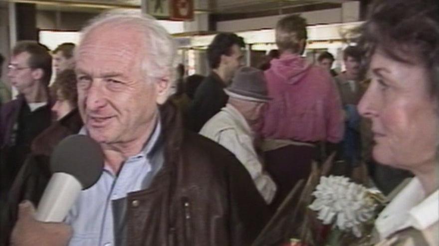 Video Muž činu Arnošt Lustig