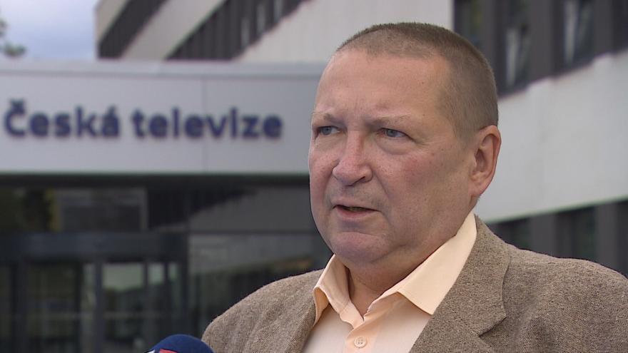 Video Lídr kandidátky - Trikolóra hnutí občanů - Pavel Nezval