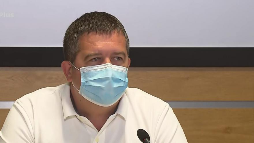 Video Brífink po jednání Ústředního krizového štábu 23. září