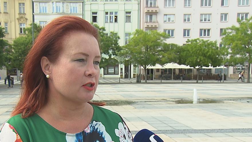 Video Lídr kandidátky - VOK - Volba pro kraj - Renáta Valerie Nešporek