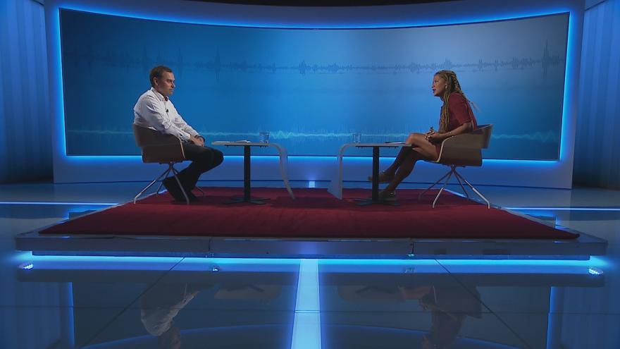 Video Interview ČT24 s šéfkuchařem Filipem Sajlerem