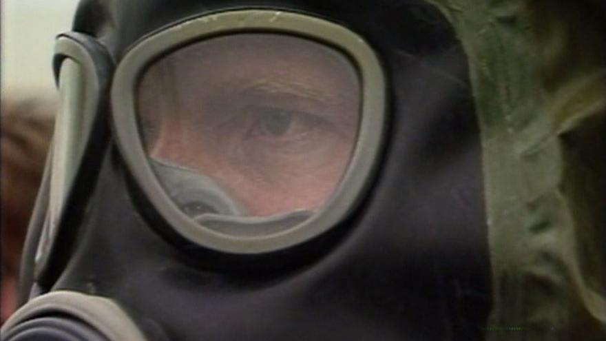 Video Chemici se chystají do Perského zálivu