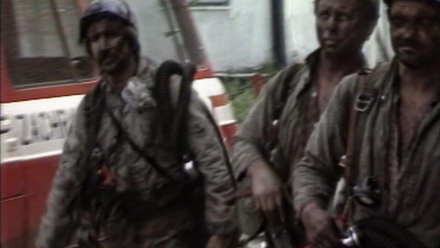 Video Důlní nehoda v Karviné