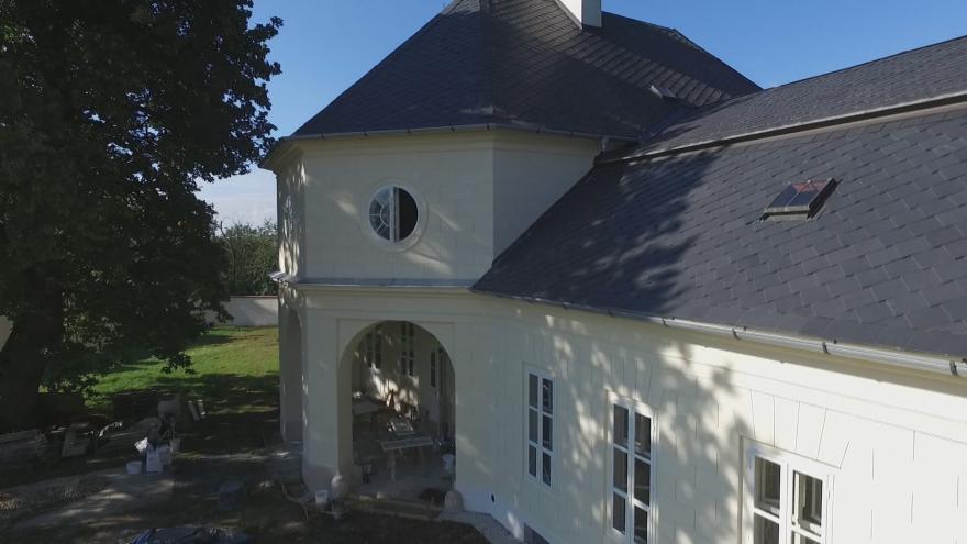 Video Zámeček Belveder se od konce druhé světové války poprvé otevře veřejnosti. Stavba je na seznamu UNESCO