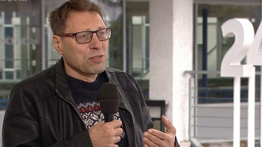 Video Rozhovor s prezidentem Asociace ředitelů základních škol Michalem Černým