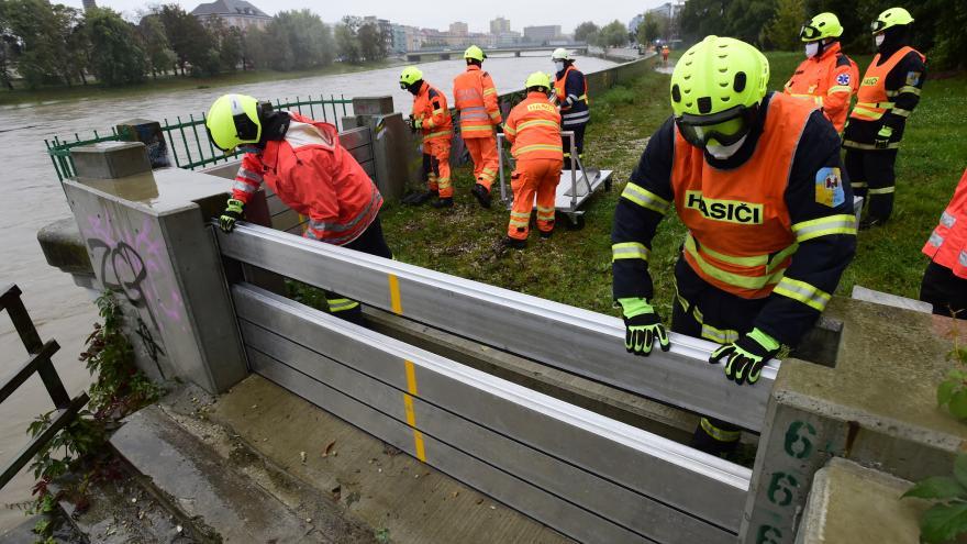 Video Q&A: Meteorolog Michal Žák odpovídá na otázky o aktuálním povodňovém stavu v Česku