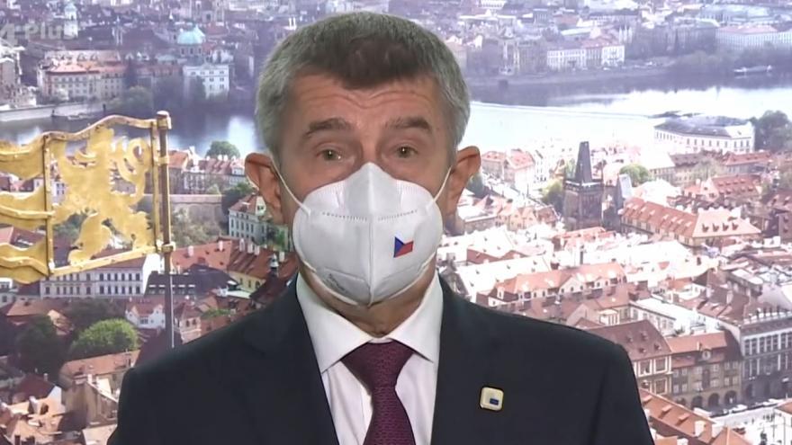 Video Brífink premiéra Andreje Babiše k jednání na mimořádném summitu EU