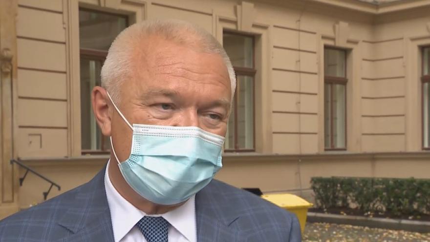 Video Vyjádření Jaroslava Faltýnka po rezignaci na post předsedy poslanců hnutí ANO
