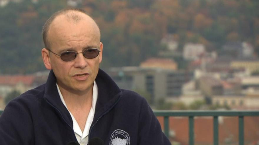 Video Interview ČT24: Rozhovor s lékařem Martinem Balíkem