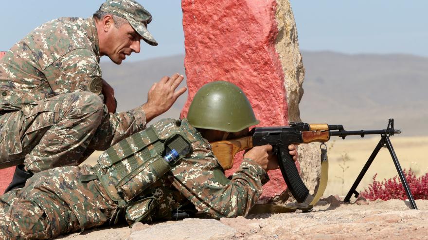 Video Události: Konfliktu o Náhorní Karabach využívá Turecko