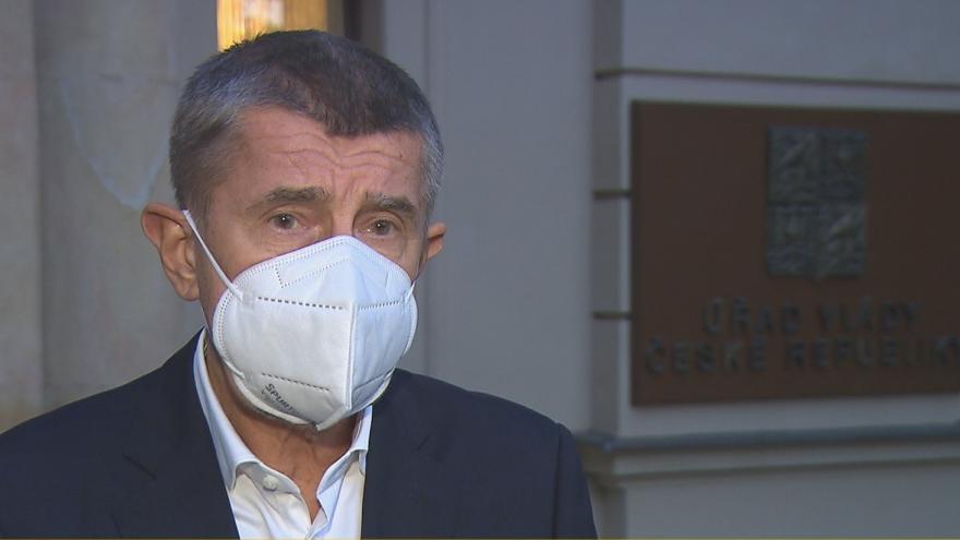 Video Premiér Andrej Babiš k jmenování nového ministra zdravotnictví Blatného