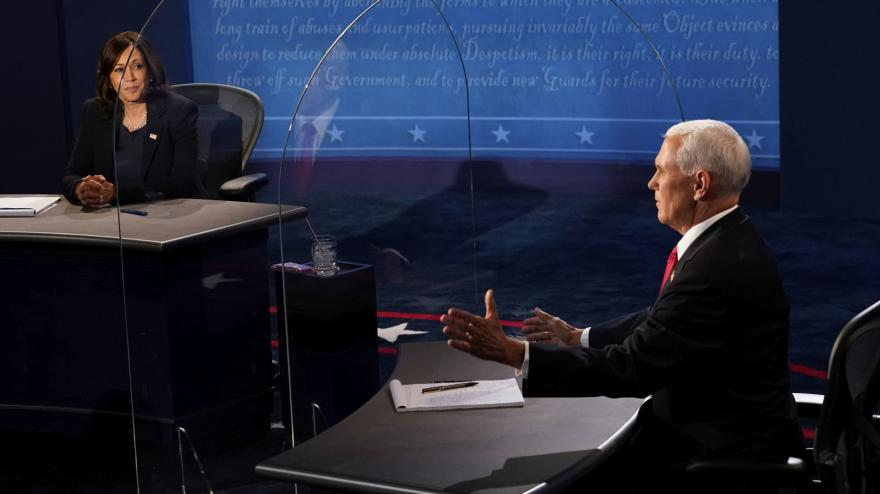 Video Události: Kampaň viceprezidentských kandidátů