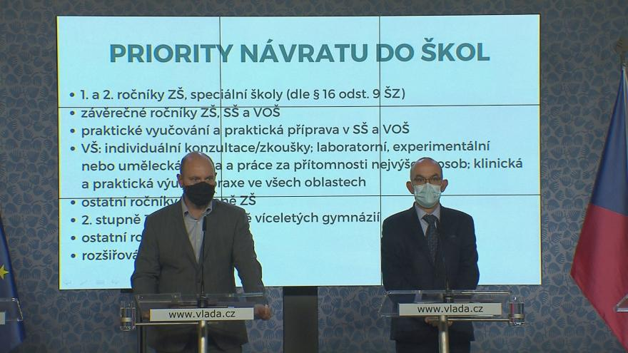 Video Tisková konference po jednání vlády 30. října