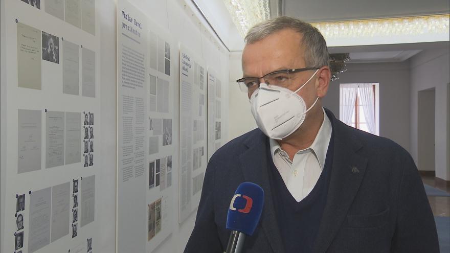 Video Další vyjádření Miroslava Kalouska k návštěvě zavřené restaurace v nouzovém stavu