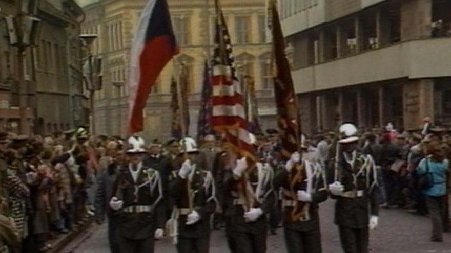 Video Den veteránů v Rokycanech