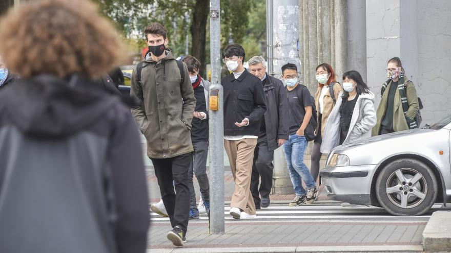 Video Epidemie v Česku zřejmě začala brzdit. Ministerstvo představilo index rizika PES