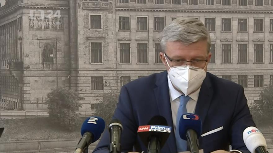 Video Brífink ministra Havlíčka k rozvolňování opatření v obchodu a službách