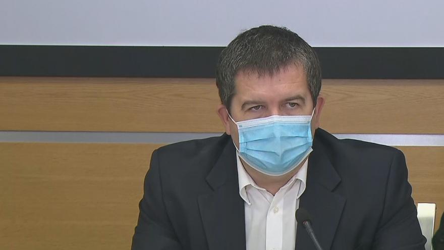 Video Brífink po jednání ústředního krizového štábu 18. listopadu