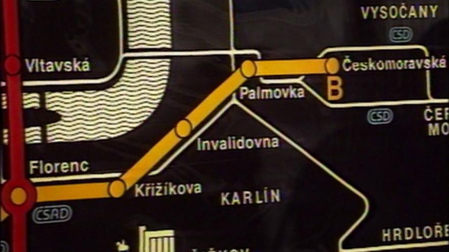 Video Městská doprava mění tvář pražské Palmovky
