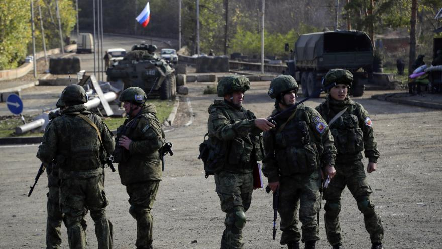 Video Události: Situace v Náhorním Karabachu