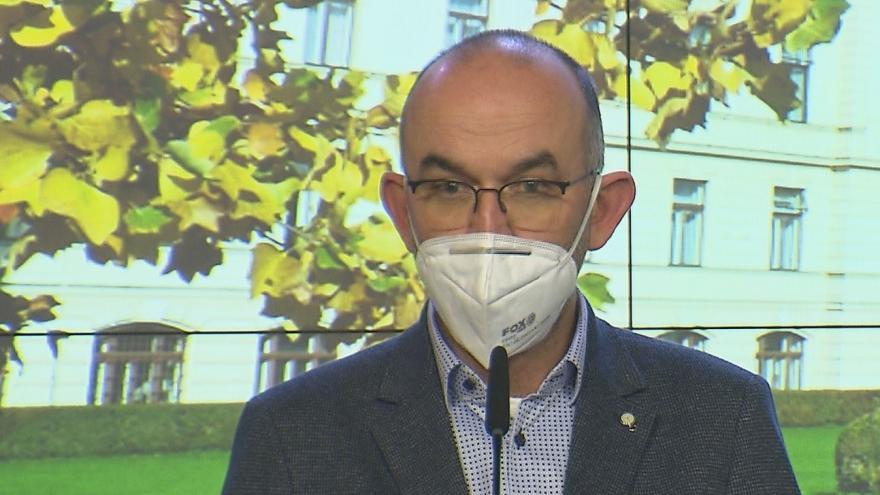 Video Brífink po jednání vlády 20. listopadu