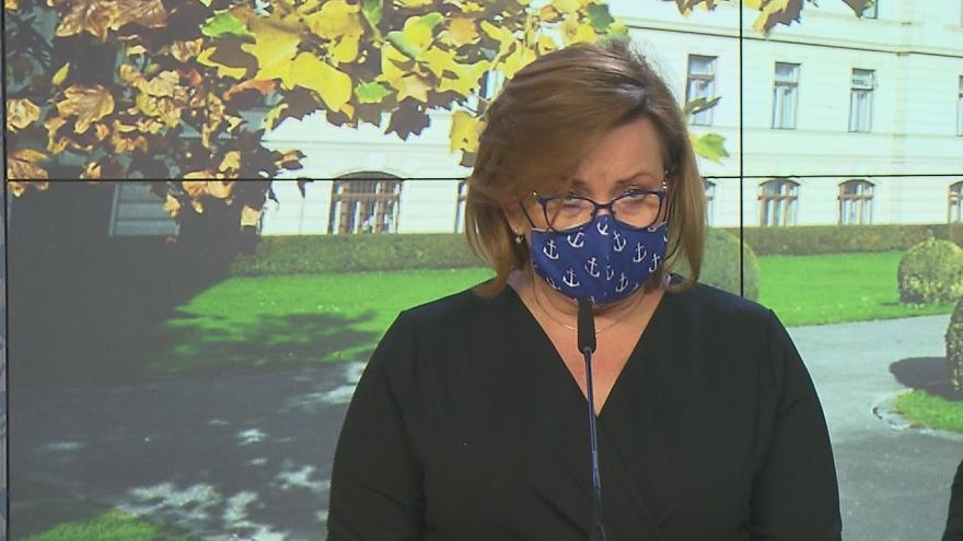 Video Tisková konference po jednání vlády 23. listopadu