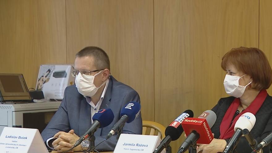 Video Brífink k vývoji epidemie koronaviru 27. listopadu