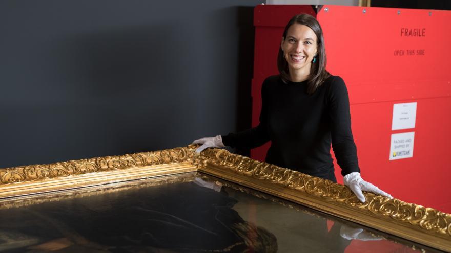 Video Události: Národní galerie vystavuje Rembrandta na síti
