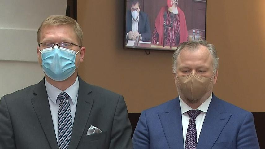 Video Brífink Pavla Bělobrádka ke stálé komisi ke kontrole BIS