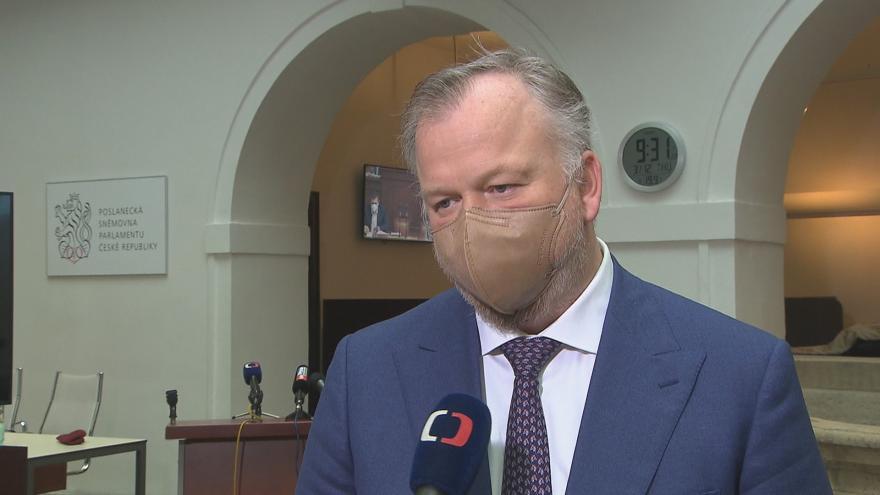 Video Studio ČT24: Jednání komise pro kontrolu BIS