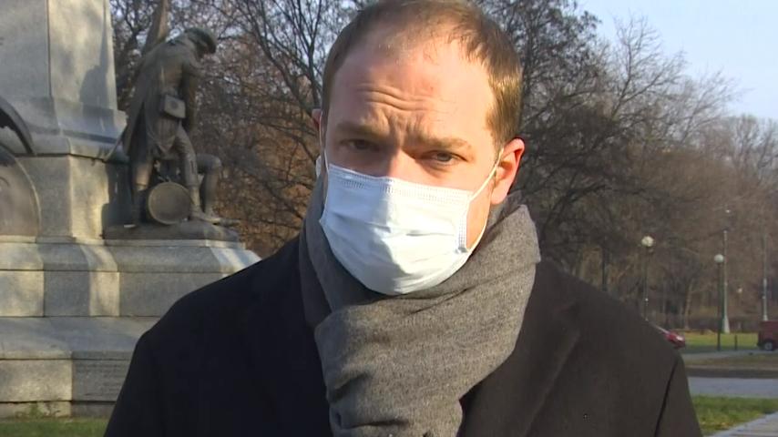 Video Studio ČT24: Zpravodaj Lukáš Mathé o polské objednávce 45 milionů vakcín