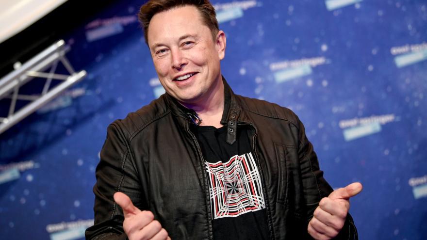 Video Události: Elon Musk v Berlíně